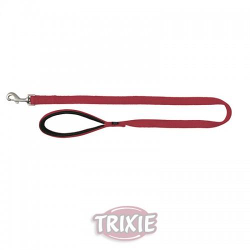 Correa Premium Roja Trixie