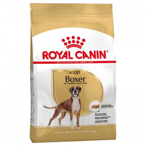 Royal Canin Boxer Adult 12+2