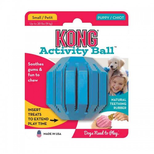 Kong Puppy Activity Ball Medium