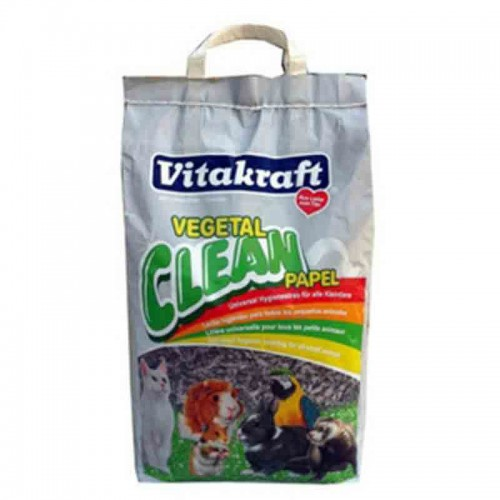 Papel prensado Vegetal Clean 25L