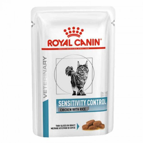 Royal Canin Feline Sensitivity control húmedo