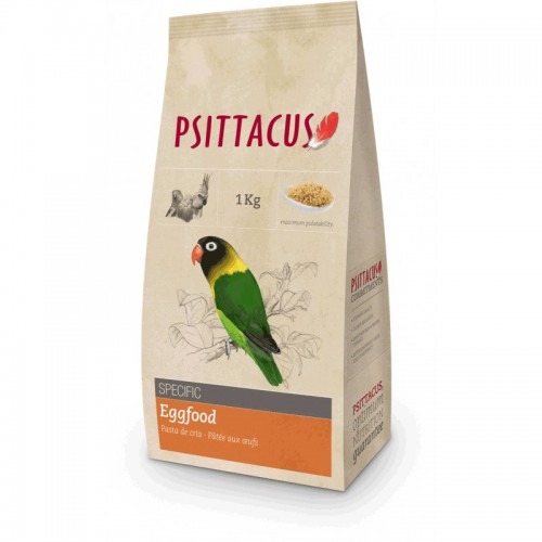 Psittacus Pasta de cría