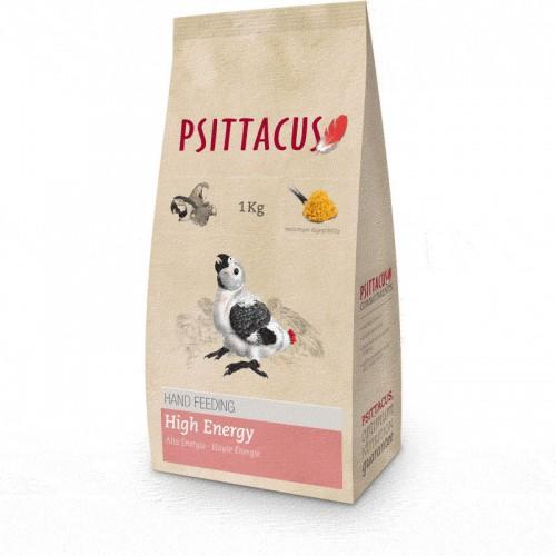 Psittacus Papilla alta energía para aves