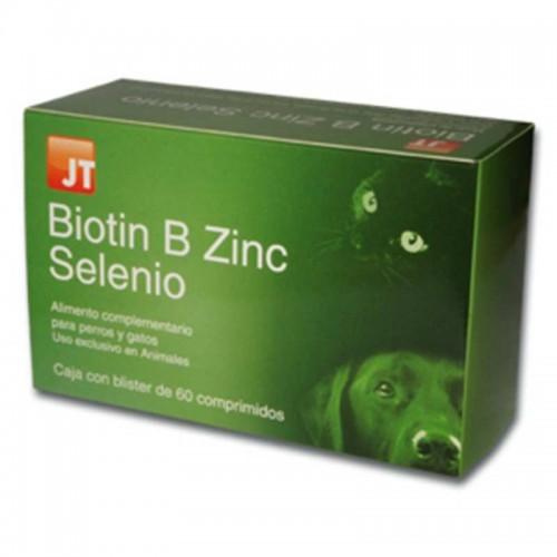 Biotin B Zinc Selenio 60comp.