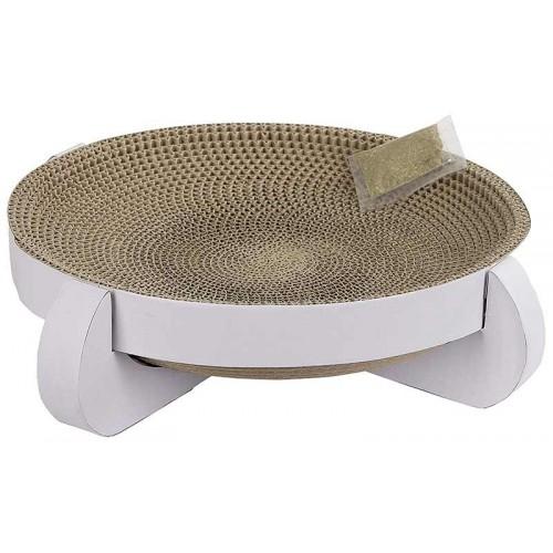 Rascador cama de cartón Platinum Kerbl