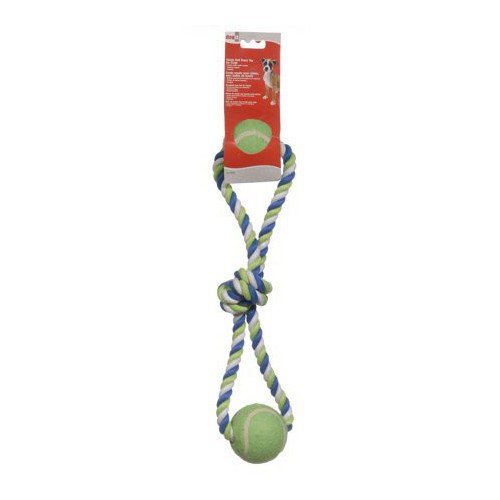 Cuerda con pelotas Dogit