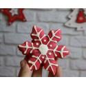 Galleta de navidad Estrella