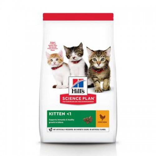 Hill´s Feline Kitten Pollo