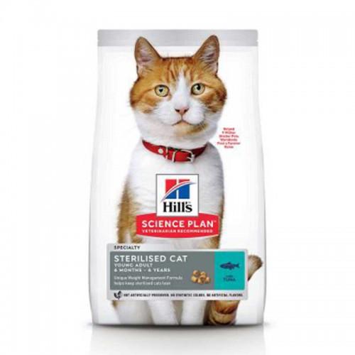 Hill´s Feline Adult Sterilised Atún