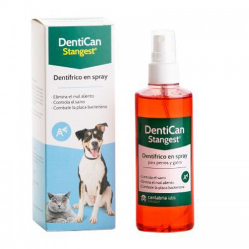 Dentican Spray para perros y gatos