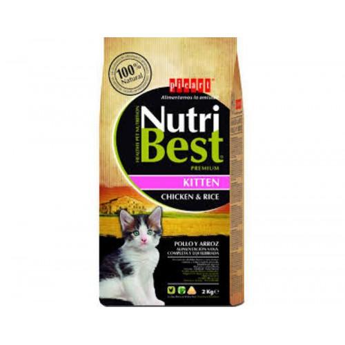 Nutribest Cat Fish&Rice