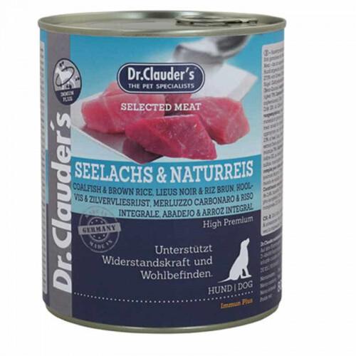 Alimento húmedo Dr. Clauder's pavo y arroz