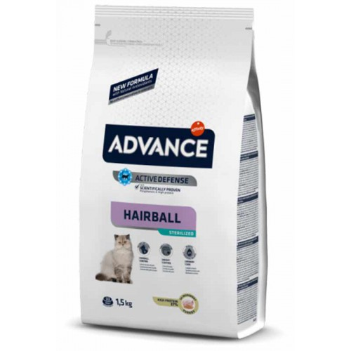 Advance Cat Steril. Feline Hairball