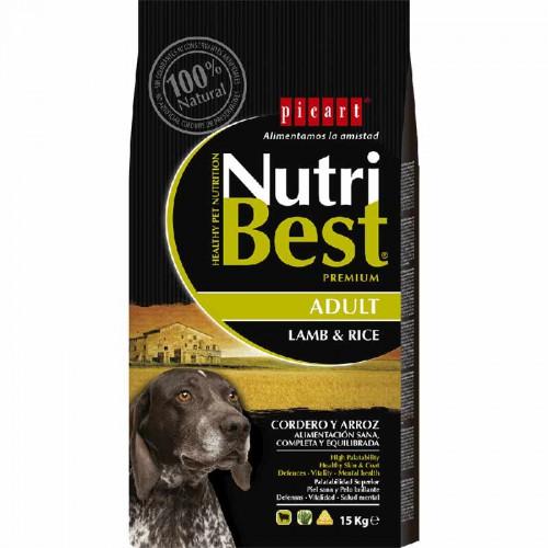 Nutribest Lamb&Rice