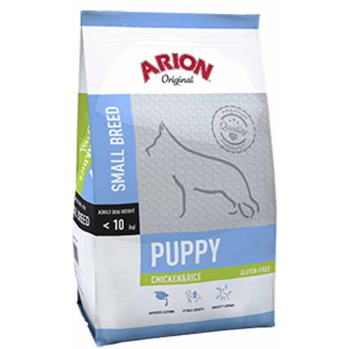 Arion Puppy Small Breed Chicken&Rice