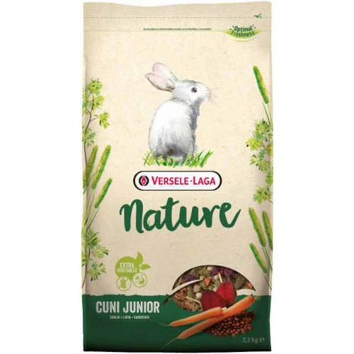 Pienso para conejos junior Cuni Versele Laga