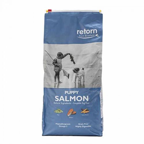 Retorn Puppy Salmón sin cereales