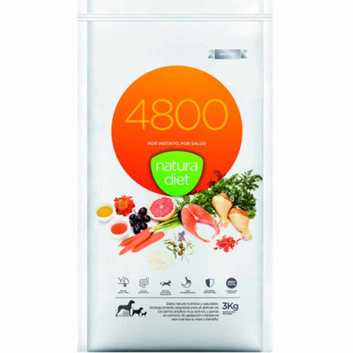 Natura Diet Daily Food High Energy 4800