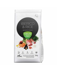 Natura Diet Daily Food Ibérico&Rice
