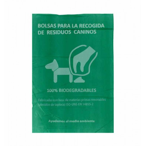 Bolsas biodegradables y compostables