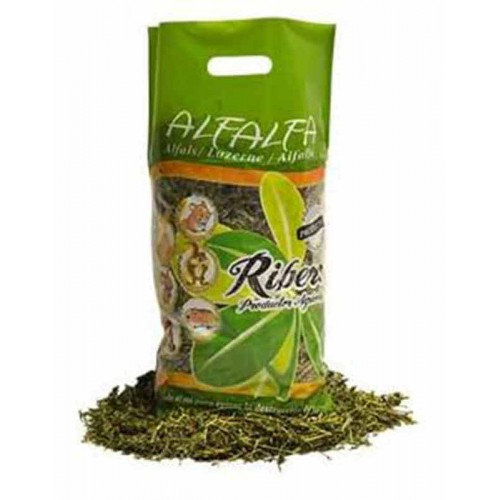 Heno con alfalfa Ribero