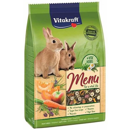 Vitakraft Menú Vital Conejos