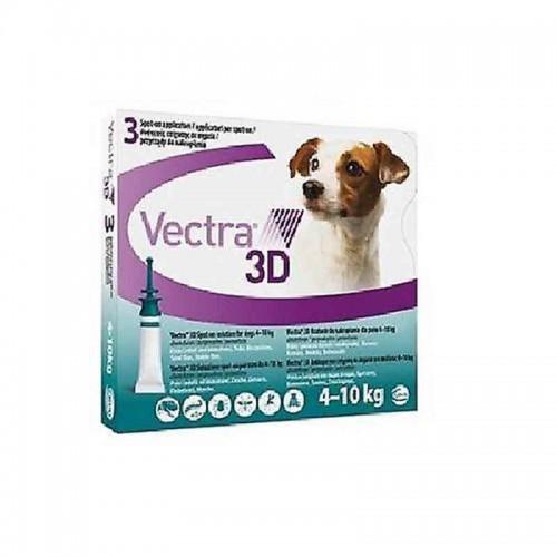 Pipetas Vectra 3D 1.5 a 4kg