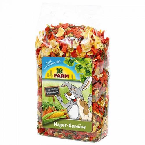 Vegetales para conejos y roedores
