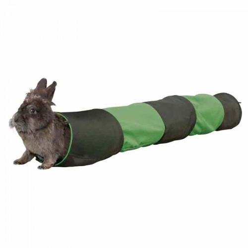 Túnel de juego para conejos