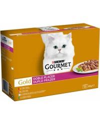 Multipack Doble Placer para gatos Gourmet