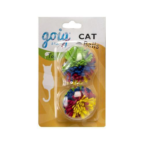 Pelotas Pompones para gato de Goig
