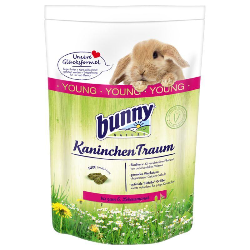 Comida Bunny para conejos jóvenes