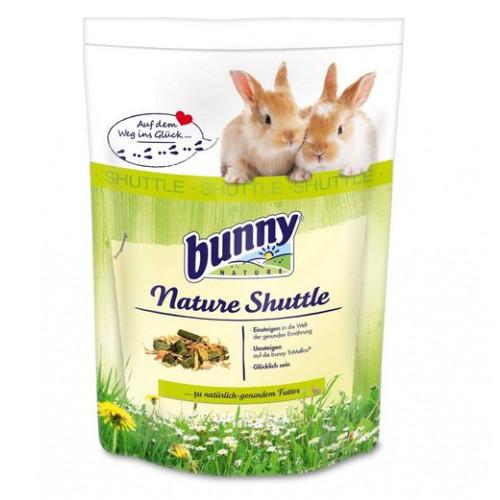 Comida Bunny Nature Shuttle para conejos enanos
