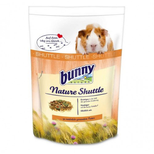 Comida Bunny Nature Shuttle para cobayas