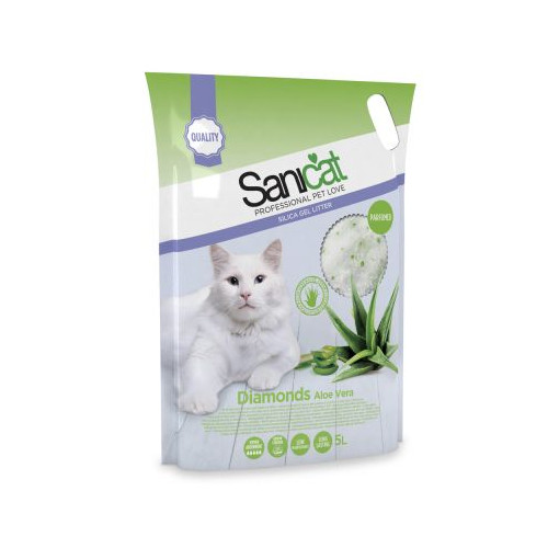 SANICAT DIAMONDS ALOE VERA