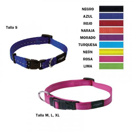 Collar Rogz Classic Varios Colores
