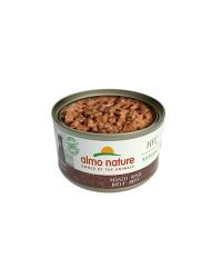 Almo Nature Cat PF Daily menú trocitos Pollo y Pavo Grain Free 85 gr