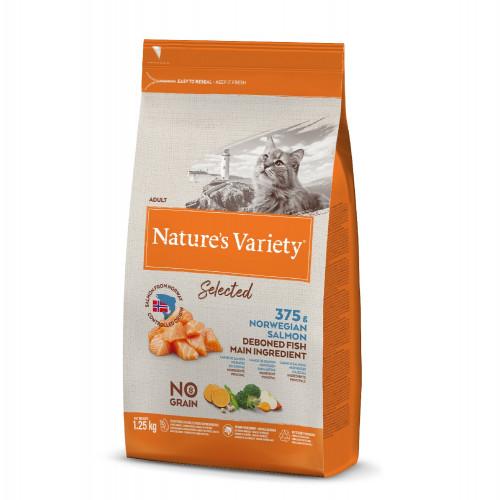 Nature´s Variety Selected Gatos Salmón