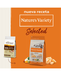 Nature´s Variety Selected Puppy Pollo