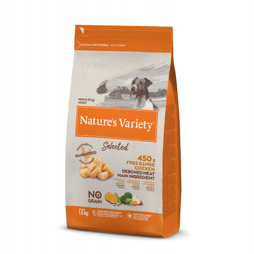 Nature´s Variety Selected Pollo Mini