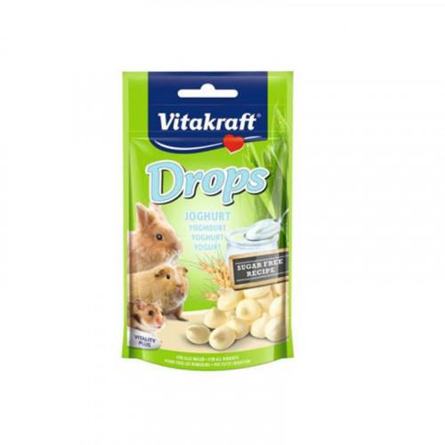 Vitakraft Drops con yogurt para roedroes