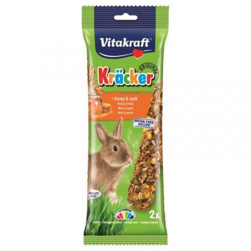 Snack Miel y espelta Vitakraft para Conejos
