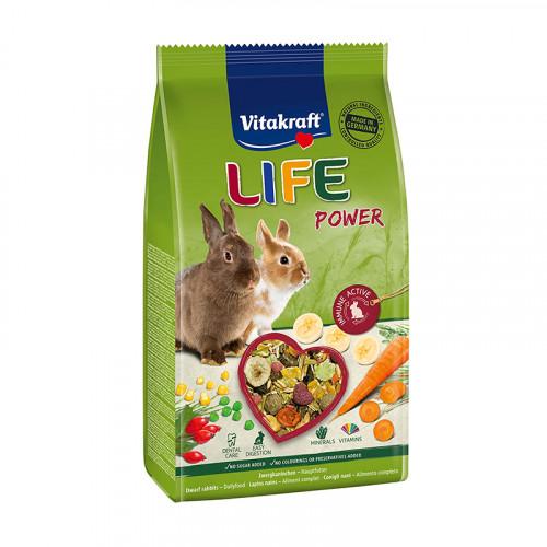 Vitakraft Life Power Conejos