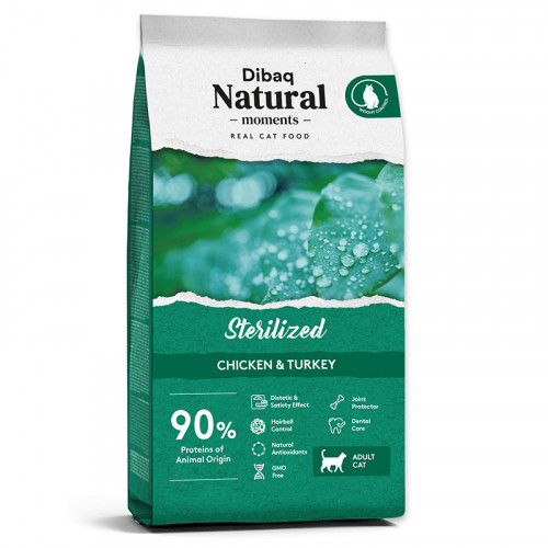 Dibaq Natural Moments Cat Adult Complete Care