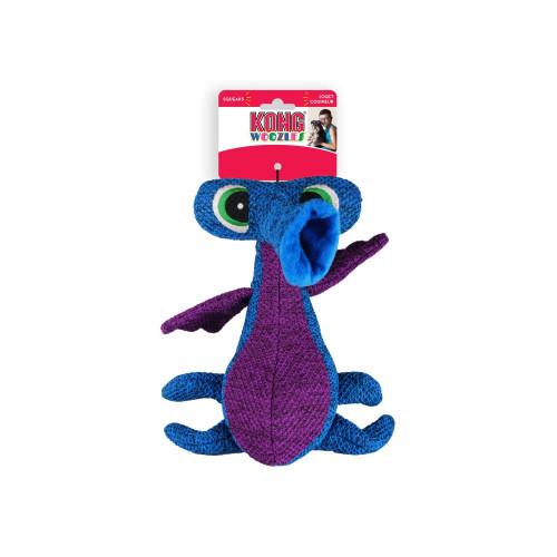 Kong Blue Woozles