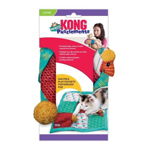 Cat Kong Puzzlements Pockets
