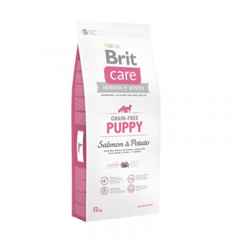 Brit Care Puppy - Salmón y patata