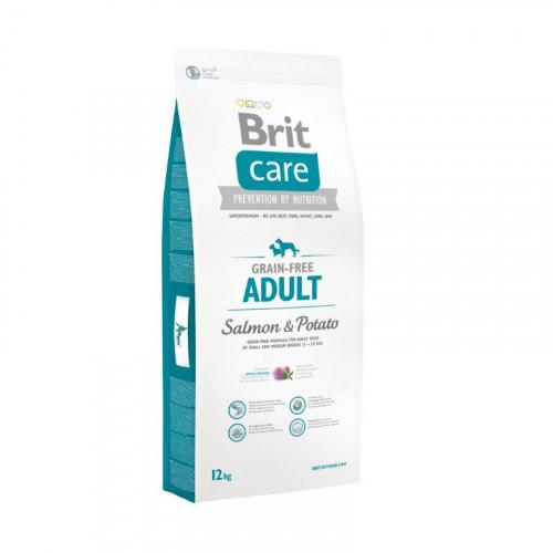 Brit Care Adulto Razas pequeñas y medianas - Salmón y patata