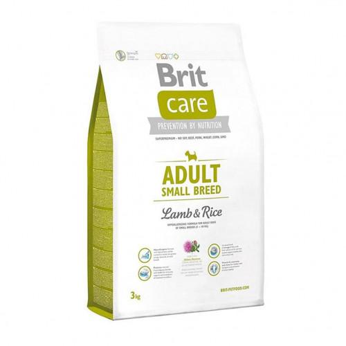 Brit Care Adulto Razas Pequeñas - Cordero y Arroz