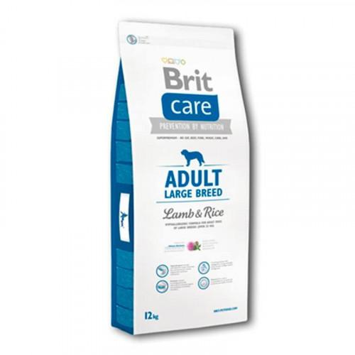 Brit Care Adulto Razas grandes - Cordero y Arroz